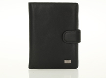 HASSION soft korea leather with SIM card wallet for men