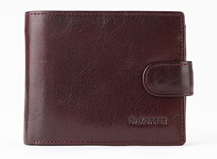 HASSION selling good style  wallet with clasp for personality men